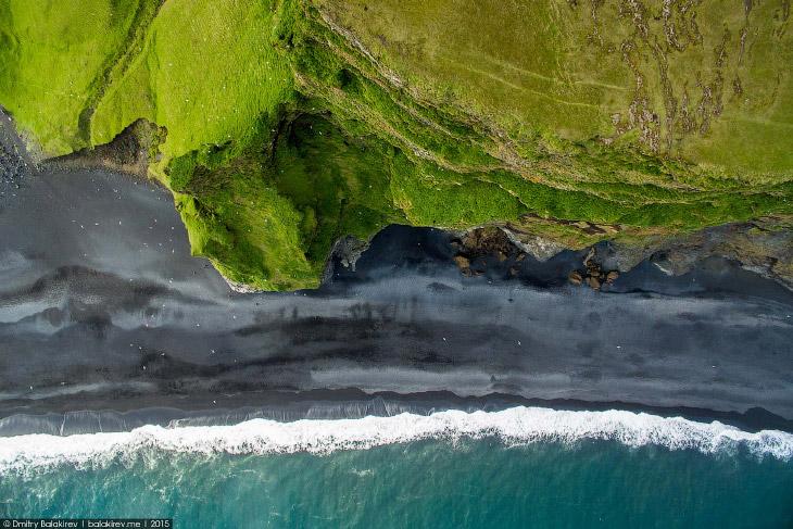 Исландия с высоты заграница,путешествие,страны,туризм