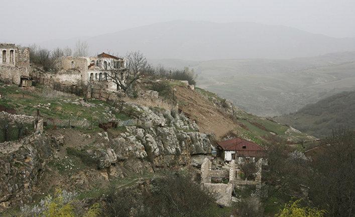 Азербайджан: Может ли водохранилище помочь разрешить карабахский конфликт?