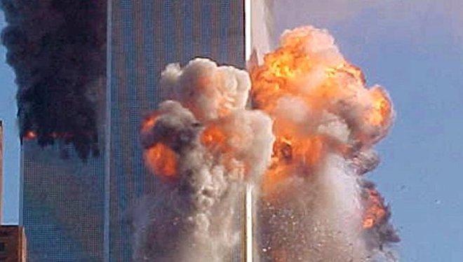 Рассекречены загадочные фото терракта 9/11 из космоса