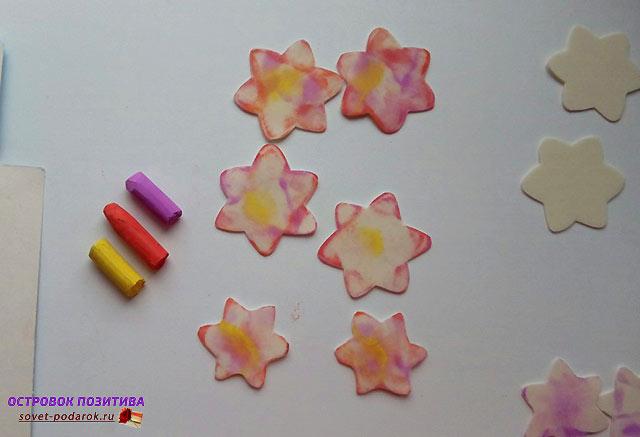 Цветы из фоамирана своими руками: мастер-класс с фото для начинающих