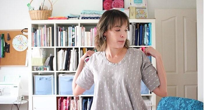 Кимоно из палантина без выкройки: мастер-класс кимоно