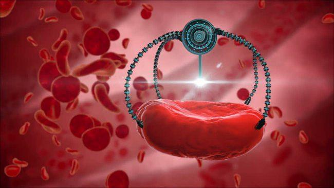 Ферромагнитные плавающие роботы — новое слово в диагностике и лечении заболеваний будущее