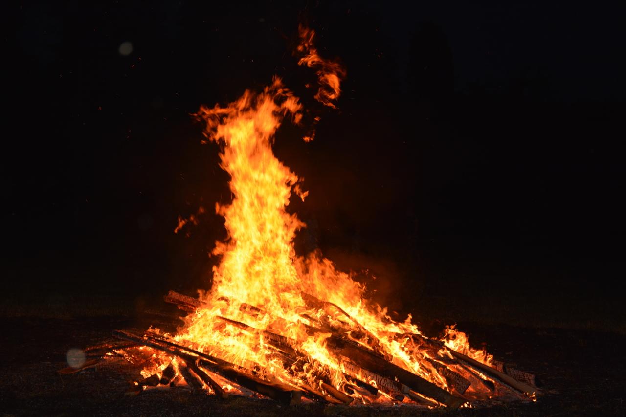 Человек и мир: Магия огня