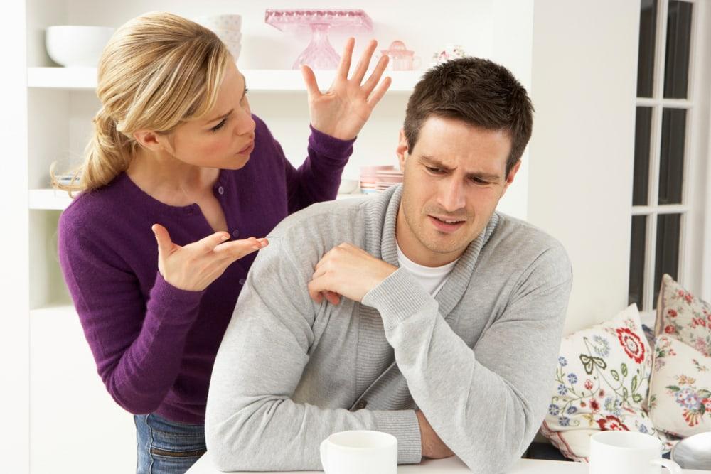Усмиряем жену: хитрый трюк