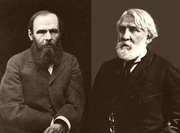 Почему Достоевский и Тургенев терпеть не могли друг друга