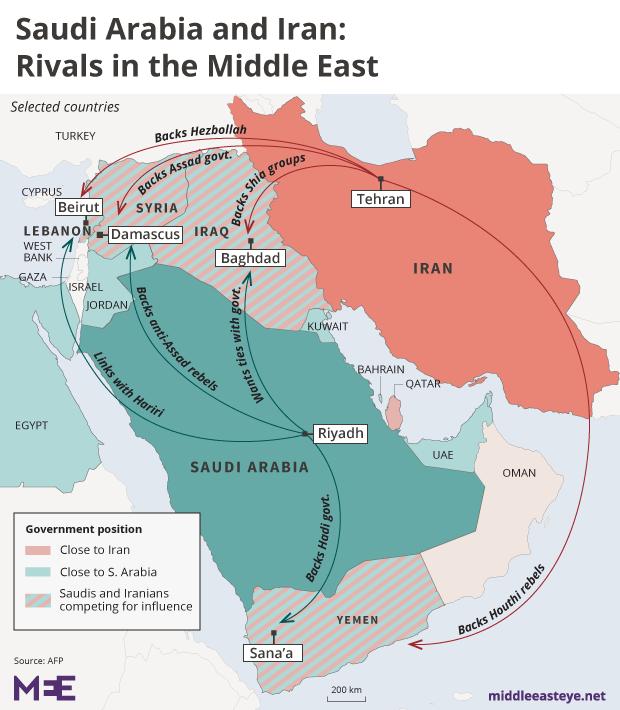 О планах войны против Ирана