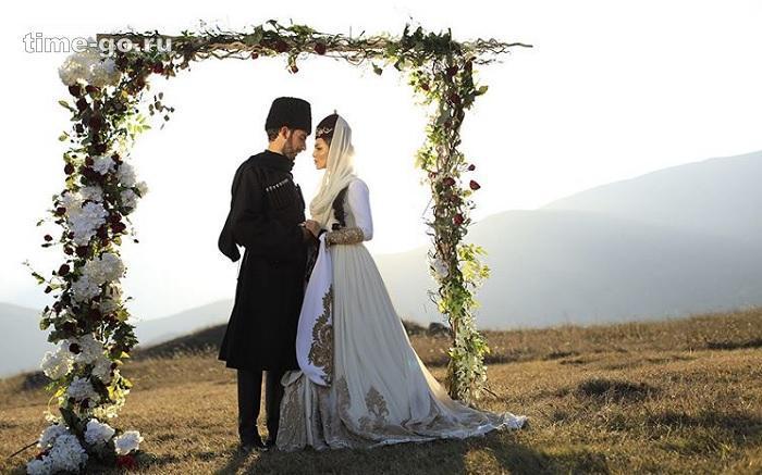 Кавказская свадьба века: Сат…