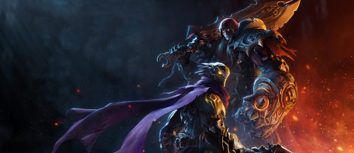 Обзор Darksiders Genesis. «Веном» здорового человека action,darksiders genesis,Игры,обзоры,Слэшер