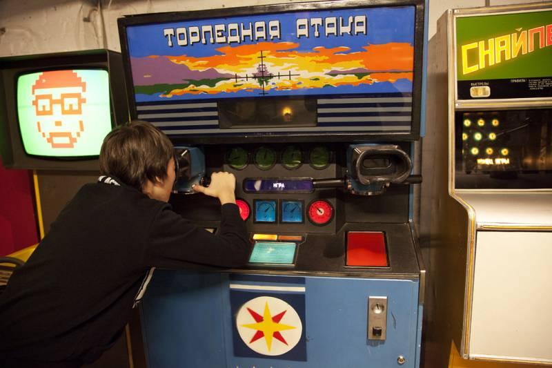 Лучшее развлечение советских детей: игровые автоматы