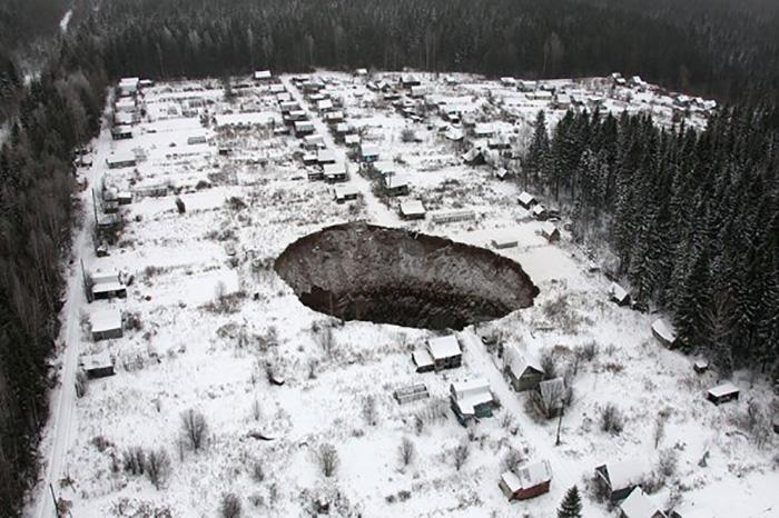 Почему может исчезнуть под землёй уральский город Березники туризм