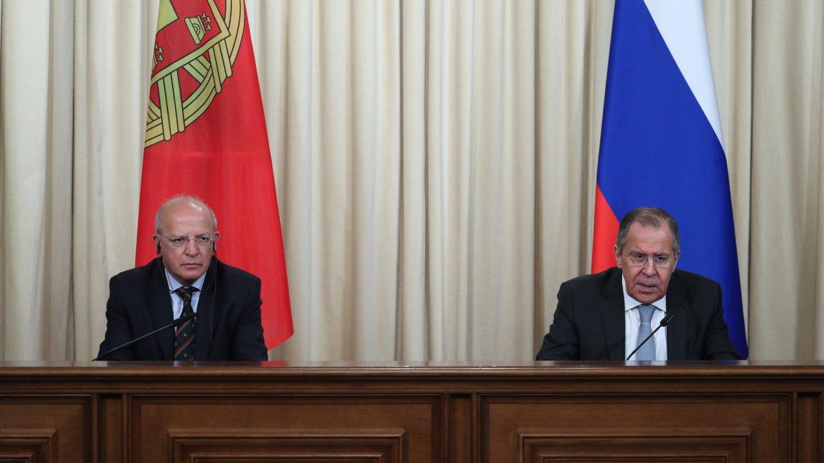 Лавров: Итоги переговоров с Португалией подтвердили взаимную готовность к наращиванию взаимодействия