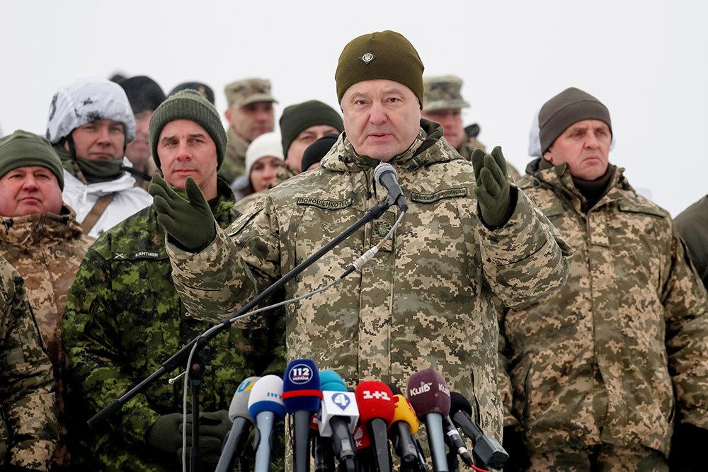 """Порошенко разделил сограждан на """"своих"""" и """"чужих"""""""