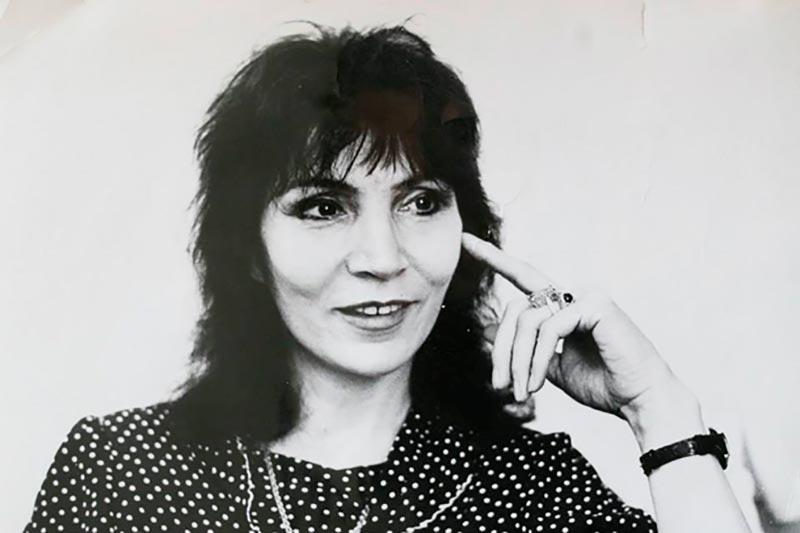 Джуна (Евгения Ювашевна Давиташвили)
