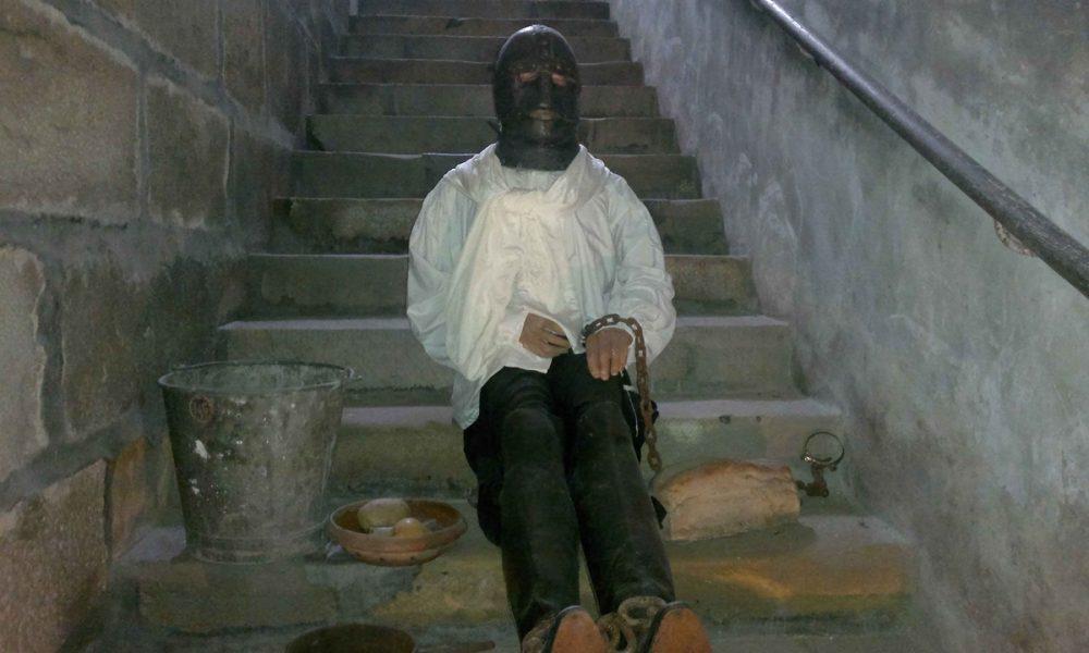 Главная тайна Франции - заключенный, известный как «Железная Маска»
