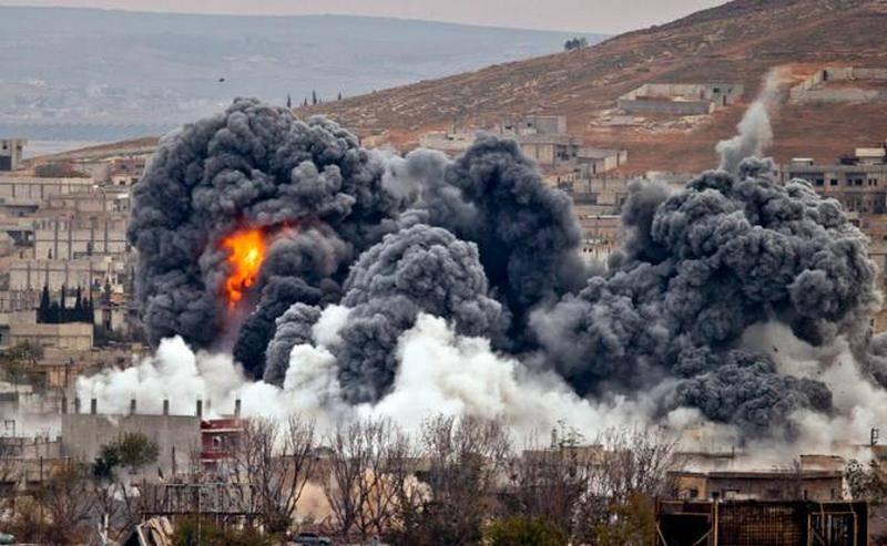 Взгляд с Запада: Сирию спасет только война до победы