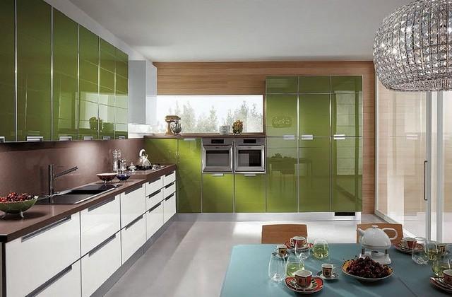 дизайн кухни фото в современном стиле фото