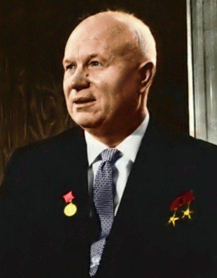 Адвокат Хрущёва.