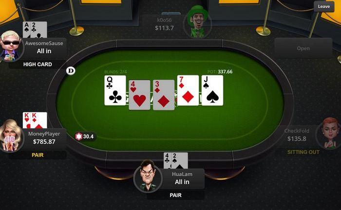 Онлайн-покер и «взлом федеральных сетей».