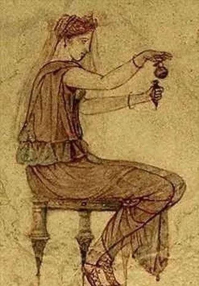 Беспощадная отравительница Древнего Рима: Лукуста