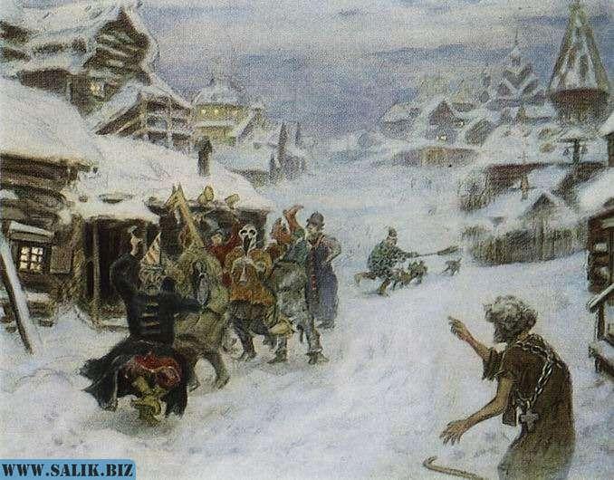 Зачем царь Алексей Михайлович сжигал народные музыкальные инструменты.