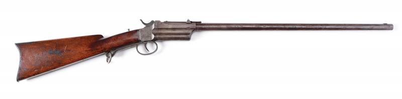Неисчерпаемая тема. Гражданская война в США и её карабины оружие