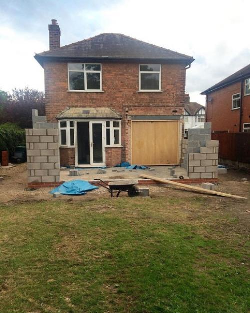 Реставрация старого дома. Вот что получилось
