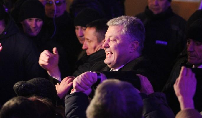 Украинцы дошли до безумия из-за вечно пьяного Порошенко