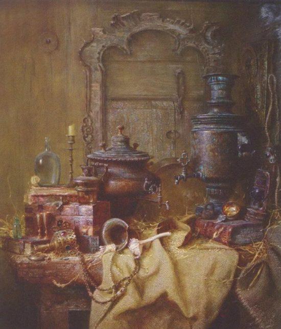 художник Павел Астаулов картины – 17