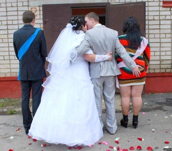 Свадьба пела и плясала. Шика…