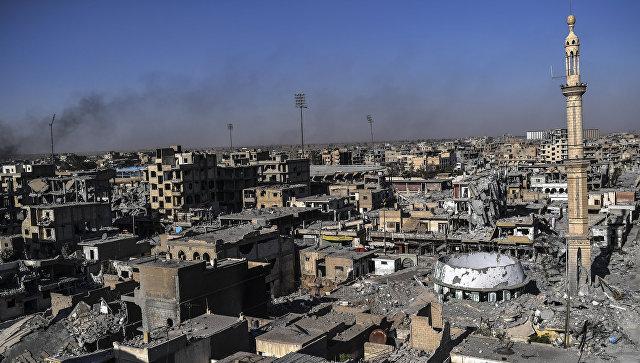 Россия осуждает нелегитимное присутствие иностранных сил в Сирии