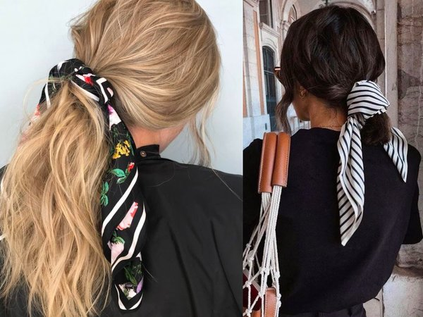 Супер-аксессуар: платок. Завязываем по-модному. Необычные способы ношения, которые пригодятся всем