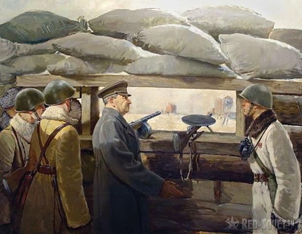 Сталин на фронте :  забытые страницы Великой Отечественной Великая Отечественная Война