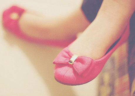 Балетки —  обувь, благодаря которой, модницы вздохнули с облегчением
