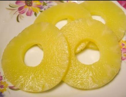 Только не потеряйте рецепт. Никто из гостей не догадался, что эти ананасы из кабачков