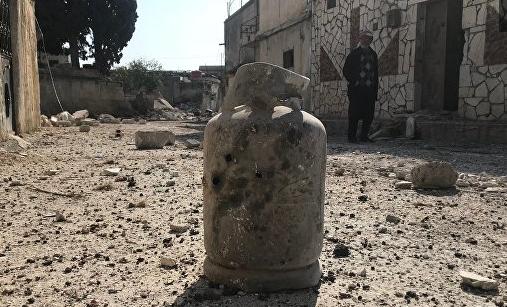 Сирийские ополченцы вошли в Африн, для «отражения турецкой агрессии»