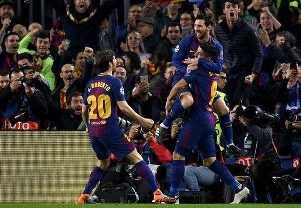 «Барселона» разгромила «Челси» вматче Лиги чемпионов