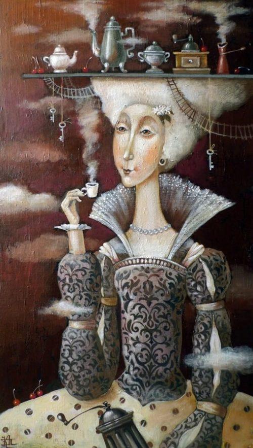 художник Кира Панина картины – 30