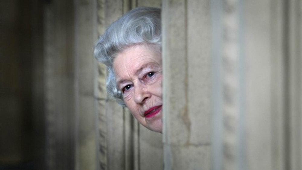92-летняя королева Елизавета…