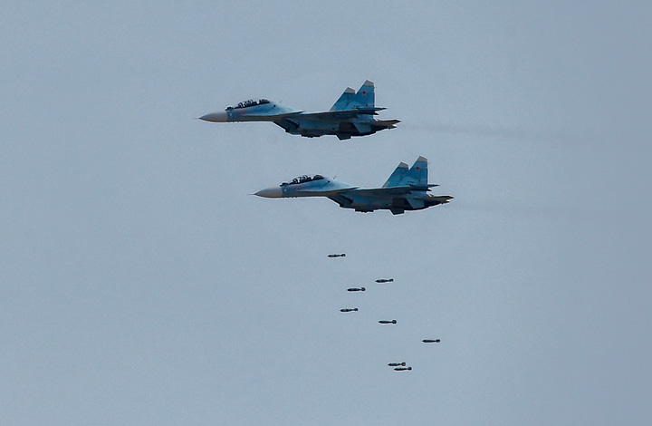 """""""Звёздная"""" атака НАТО на Россию не так страшна. Русские лётчики страшнее ввс"""