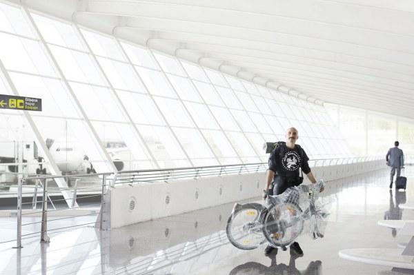 Мировое турне на велосипеде …