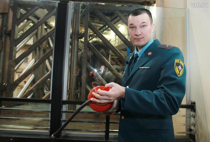 Опытные стражи московского зоопарка
