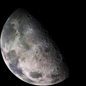 Темная сторона Луны раскрывает свои секреты