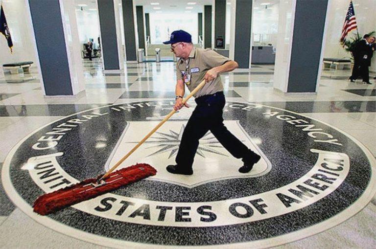 ЦРУ копает под Порошенко