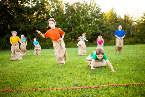 Подвижные игры с малого возраста