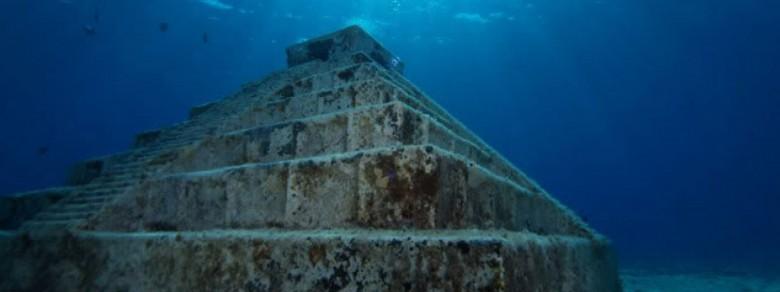 8. Пирамиды Йонагуни загадки, океан, тайны