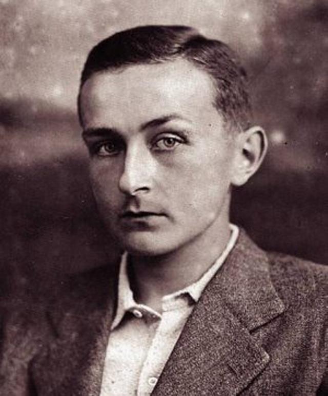 Георгий Эфрон в Чистополе. Сентябрь 1941 год