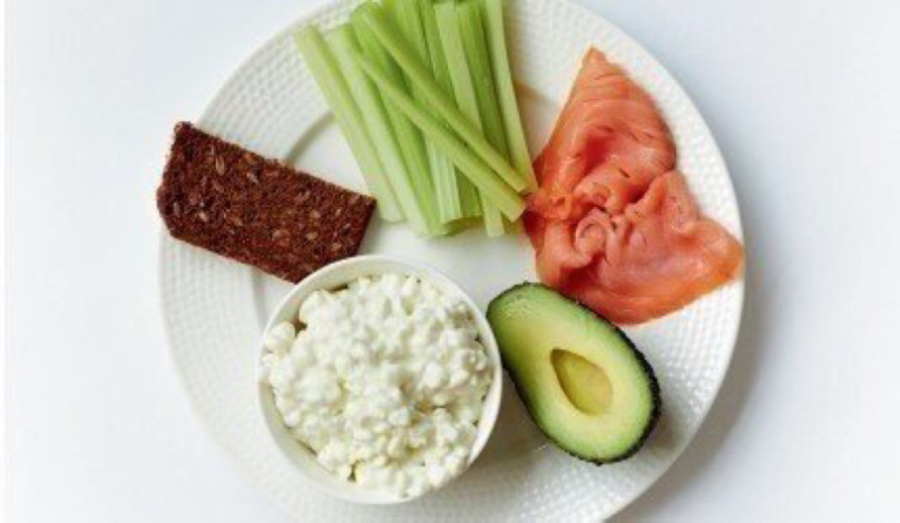 Раздельное питание для похудения и диета на 90 дней