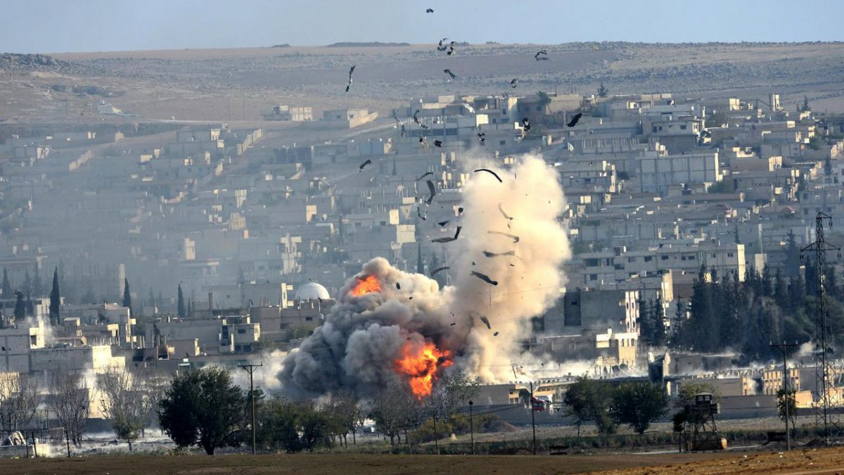 Генштаб России: готовы ответить США на ракетный удар по Дамаску
