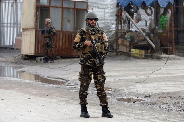 В Кабуле в ходе взрыва погибли два мирных жителя