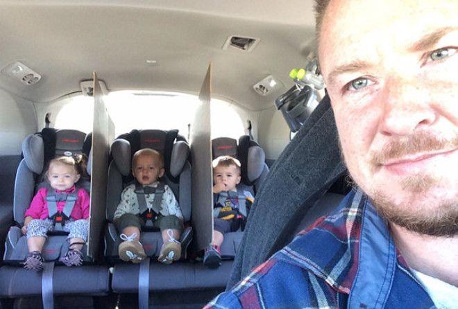 31 раз, когда мама и папа нашли гениальный способ справиться с детьми